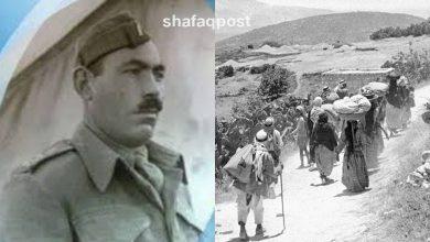 """صورة عندما كان بإمكان جيش العراق وأ د إسـ.ـرائيل بالمهد.. من أوقف """"عمر علي"""" بحـ.ـرب الـ 48 !!؟"""