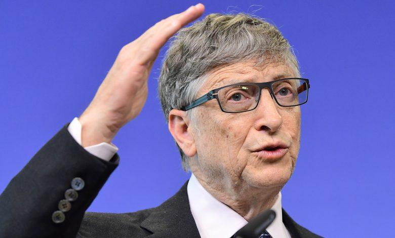 """صورة فارس التكنلوجيا """"بيل غيتس"""" الذي أسس مايكروسوفت وجعل عالمنا أسرع"""
