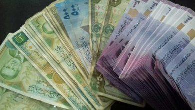 صورة الليرة السورية تتراجع مجددًا أمام العملات الأجنبية.. وارتفاع في أسعار الذهب
