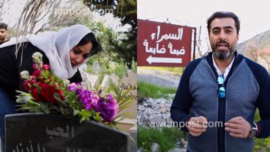 صورة باسم ياخور يعود إلى أم الطنافس الفوقا والجمهور يعرب عن سعادته (فيديو)