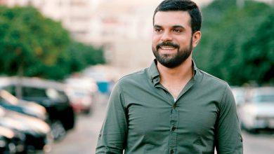 """صورة يزن خليل يكشف أن زوجته """"حلا رجب"""" حامل .. ويعترف أنها خلف إقناع فنانة لبنانية لأداء مشاهد ساخنة معه"""