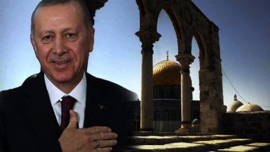 صورة الأقصى للمسلمين .. تركيا تنتصر للقدس وتهـ.ـاجم الاحـ.ـتلال الإسرائيلي