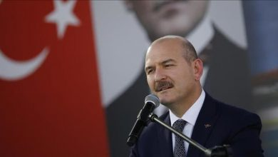 صورة ضربة ثانية لأنشطة نظام أسد الممنوعة.. وزير الداخلية التركي يروي التفاصيل