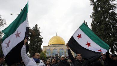 """صورة ردود فعل فلسطينية على شكر قيادي في """"حماس"""" للنظام السوري"""