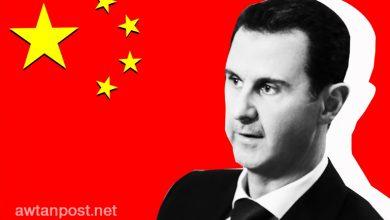 """صورة موقع """"ديفينس"""" يكشف عن مطامع الصين في سوريا وموقف إسرائيل من ذلك"""