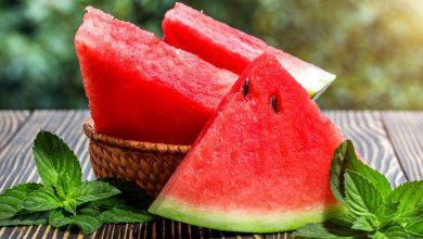 صورة يقوي المناعة ويواجه حرارة الجو ويعوض السوائل المفقودة للجسم .. تعرف لأبرز فوائد البطيخ
