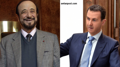صورة رفعت الأسد يرسل برقية لابن أخيه بشار ويكشف عن موقفه الحقيقي من الانتخابات الأخيرة