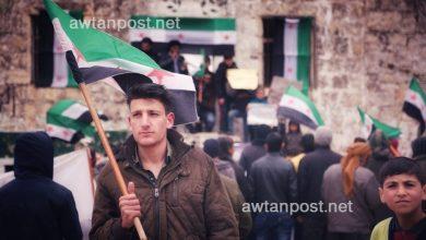 """صورة حملة إعلامية تشعل مواقع التواصل الاجتماعي للمطالبة بالإفراج عن الناشط """"عامر عاصي"""" المعتـ.ـقل زوراً في سـ.ـجون الجولاني"""