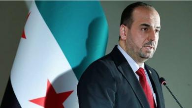 صورة تحرك عاجل .. الائتلاف السوري المعارض يدعو لتدخل عسكري دولي في منطقتين سوريتين !