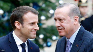 صورة بعد القطيعة .. أردوغان وماكرون على طاولة واحدة وهذه نتائج اجتماعهما المغلق !