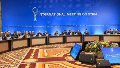 صورة قبيل القمة المرتقبة .. وفد نظام الأسد يكشف عن جدول أعماله في مباحثات أستانا