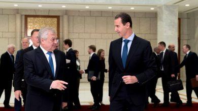 صورة تزامناً مع اقتراب موعد مباحثات أستانا .. مبعوث بوتين إلى سوريا يلتقي بالأسد فما هي الرسائل التي حملها في جعبته ؟