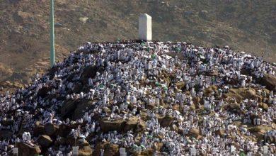 """صورة مشاهد تحبس الأنفاس .. رجل أمن سعودي يوثق بالفيديو وجود """"جن"""" في أحد أبنية جبل عرفات بمكة !"""