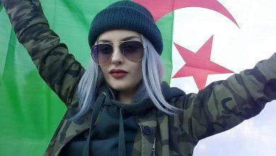 صورة أغانيها محظورة من العرض ومنعها النظام الجزائري من ممارسة مهنة المحاماة .. قصة الفنانة الجزائرية رجاء مزيان التي صنفت ضمن أكثر 100 امرأة مؤثرة حول العالم