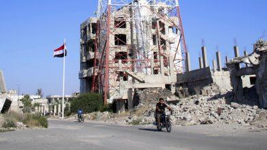 صورة المهلة حتى يوم غد الاثنين .. نظام الأسد يضع شرطاً لإيقاف العملية العسكرية في درعا فما هو موقف الثوار ؟!