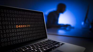 صورة يمثل 94% من حجم الانترنت ويحتاج برامج خاصة لفتحه وفيه أغلب العمليات الغير مشروعة .. ما لا تعرفه عن الانترنت المظلم dark web
