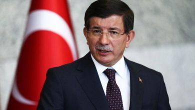 صورة داوود أوغلو يكشف عن مساعي تركية تتعلق بالمعارضة السورية وقسد إلا أنها قوبلت برفض الأخيرة !