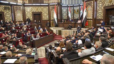 """صورة """"انفضحنا وماضل شي مخبى"""" .. عضو في مجلس الشعب يهاجم حكومة نظام الأسد علناً ! """"فيديو"""""""