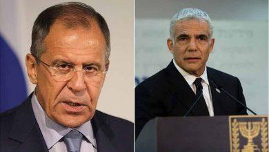صورة لبحث تطورات الشأن السوري.. اجتماع يضم وزيرا خارجية روسيا وإسرائيل